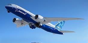 787-8型機